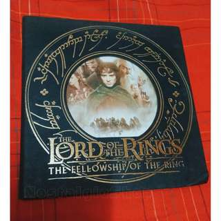 The Lord of the rings (Fellowship of the ring)