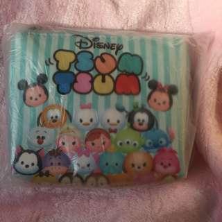 Lots of 2 Little Twin Stars  kawaii Cute Kiki Lala & Disney Tsum Tsum Coin Purse