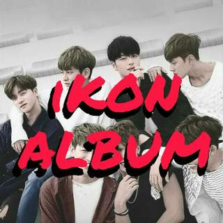 iKON ALBUM pre-order