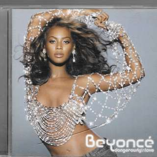 MY PRELOVED CD - BEYONCE -DAMGEROUSLY IN LOVE -/FREE DELIVERY (F9R)