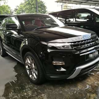 Used ~ Range Rover Evoque 2.0 (A) Dynamic Spec - YEAR 2013