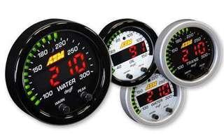 AEM Electronics X-Series Temperature Gauges 30-0302