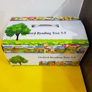 Brand new oxford reading tree level 3 to 5 books