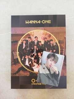 [Ready Stock] Wanna One IPU album night version