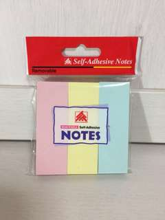 Popular Removable Self-Adhesive Sticky Note (new)