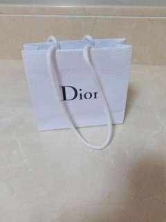 Dior | Paper Bag