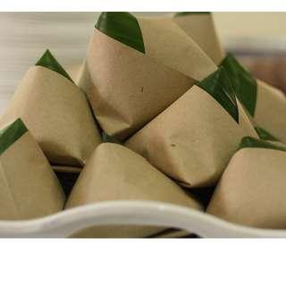 Nasi Lemak Bungkus RM1.80