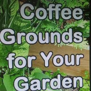 Used Coffee Ground