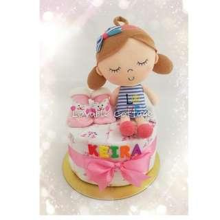 Diaper Cake baby hamper