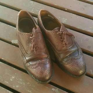Formal Dress Shoes/brogues Size Us 9