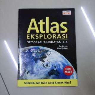 Atlas Eksplorasi