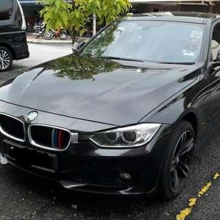 BMW F30 316i 2015/2015