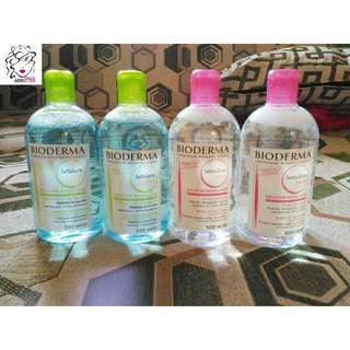 Bioderma Micellar Water 500ml