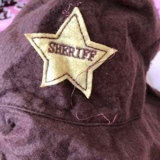 Topi sherrif