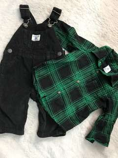 Carter's Romper set