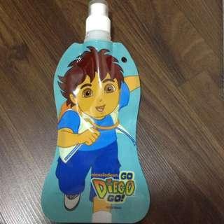 Go Diego Go water bottle brand new