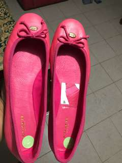 Authentic Coach Flats in Pink size 10