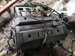 BMW E46 M54 2.5 Engine