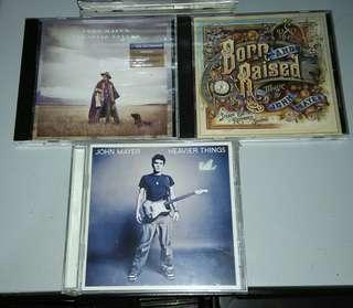 John Mayer CD local pressing