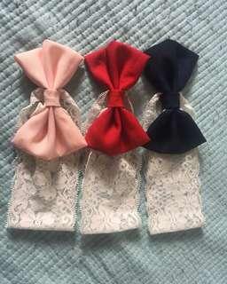 Baby headband/ head dress