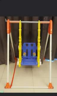 Fast deal at $60-Toddler swing
