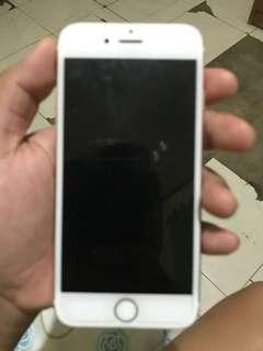 iPhone 6S Rosegold 16GB Smartlocked
