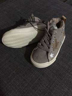 Zara High Top Sneakers **Brand new**