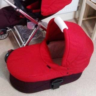 Baby bassinet/carrycot