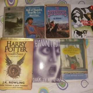 Harry Potter, Manga & Old Books for Sale