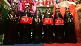 日本版一公升可口可樂 每枝計