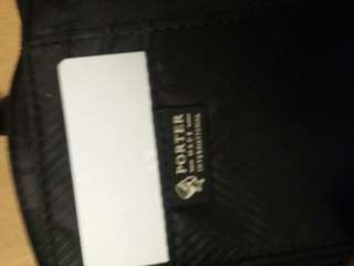 Porter銀包,正貨,抽獎物品