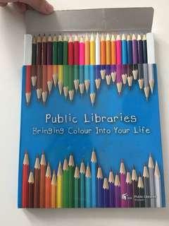 FREE Colour pencils