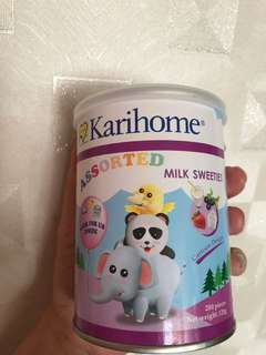 Karihome assorted milk sweeties 200 pieces #easter20