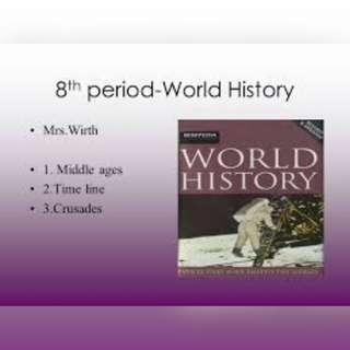 World History Minipedia