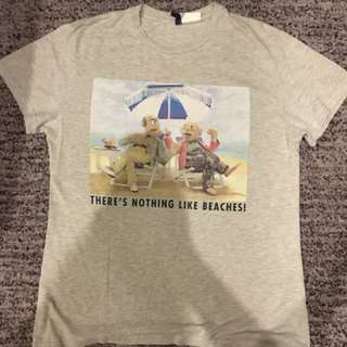 H&M THE MUPPETS. SIZE M. 7/10