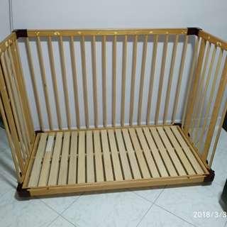 Farska Convertible Baby Cot