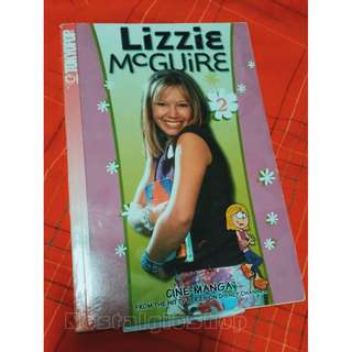 Lizzie McGuire pocket book