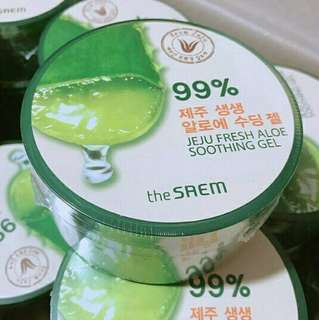 THE SAEM JEJU FRESH ALOE VERA SHOOTING GEL