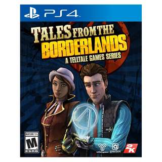 PS4 Tales from the Borderlands: A Telltale Game Series