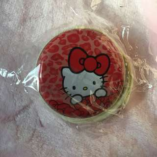 Lots of 2 Hello Kitty & Totoro Coin Bag Round Mini Purse