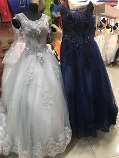 Ball Gowns for rent or sale