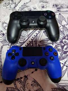 PS4 Controller + PS4