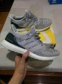 Adidas Ultraboost zebra oreo v3 size 11 US