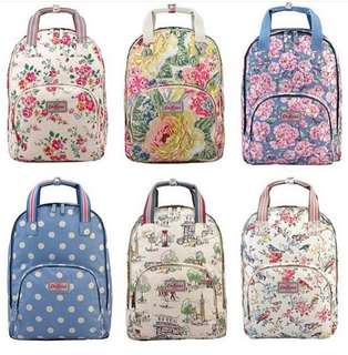 Cath Kidston multi pocket backpack