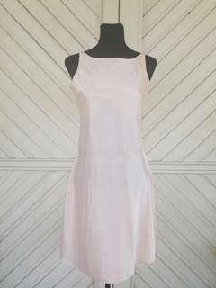 SARI-SARI Silk Pink dress