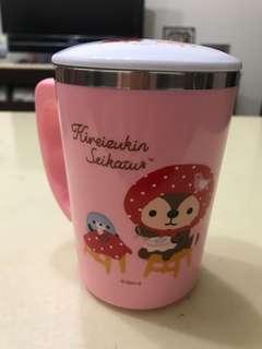 🚚 7-11家事小浣熊不鏽鋼泡茶杯
