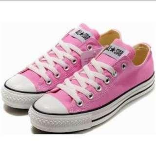 Sepatu Converse Pink