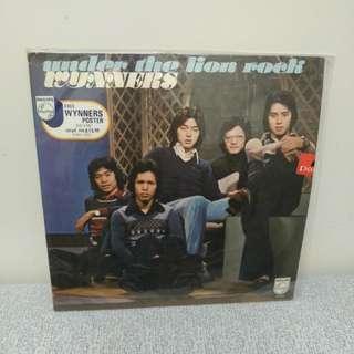1974 溫拿 lp黑膠唱片