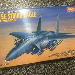 F15 strike fighter