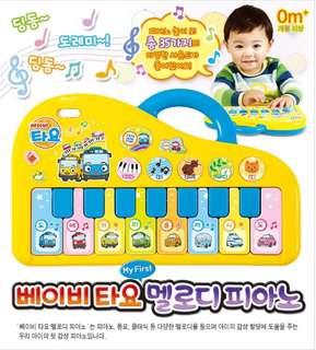 韓國Tayo兒童電子琴🎹
